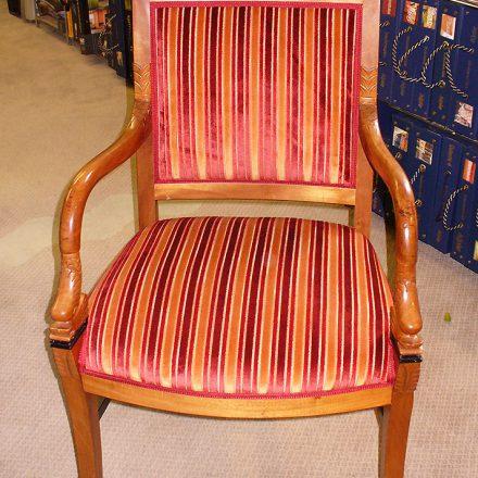 Upholstered chair Restaurant Strandhotel Heringsdorf