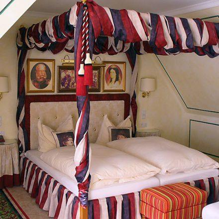 """Suite """"Borussia"""" Romantik Hotel Der Adelshof"""