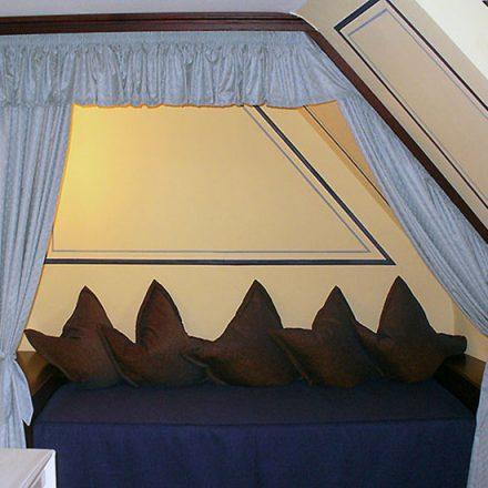 """Suite """"Käthchen von Heilbronn"""" Romantik Hotel Der Adelshof"""