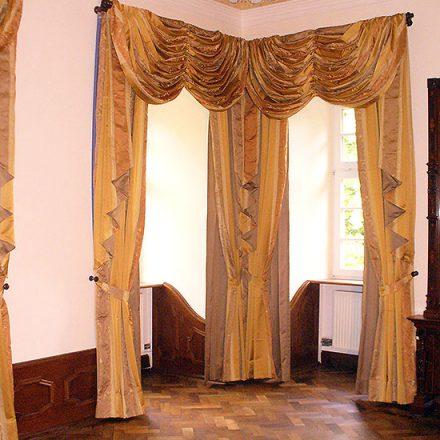Dekoration Schloss Maroldisweissach