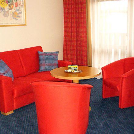 Neudekoration Suite Hotel Königshof